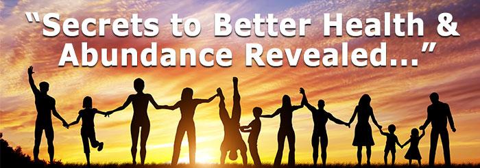 health and abundance
